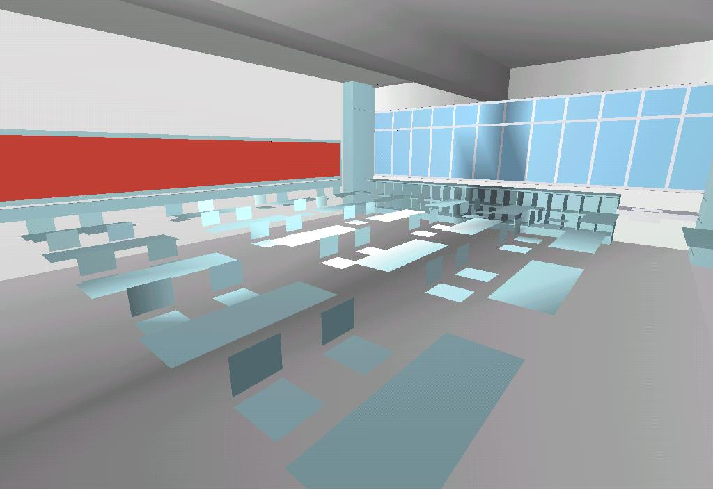 Classroom Acoustic Design ~ Acoustics design with computer modeling